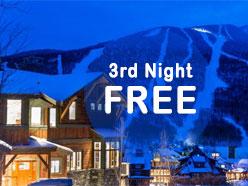 3rd night free