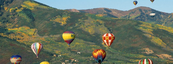 Park City Hot Air Balloon